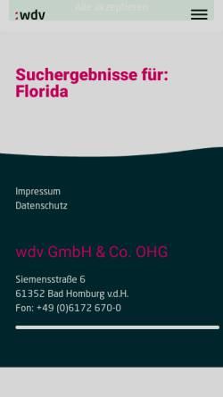 Vorschau der mobilen Webseite www.abenteuer-reisen.de, Abenteuer und Reisen