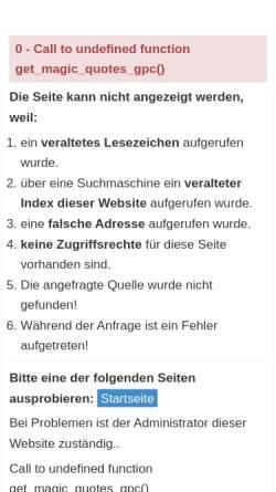 Vorschau der mobilen Webseite www.vietnam-destination.de, Vietnam-Destination