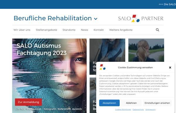 Vorschau von www.salo-ag.de, Salo Holding AG