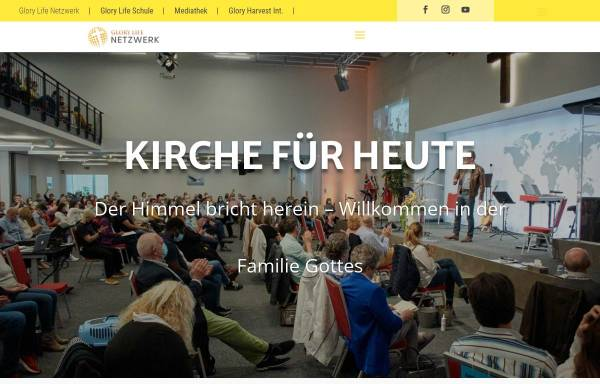 Glory Life Zentrum in Filderstadt: Kirchen und religiöse