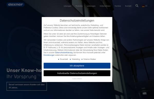 Vorschau von www.daxner.com, Daxner Germany GmbH