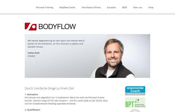 Vorschau von www.sr-bodyflow.de, Bodyflow