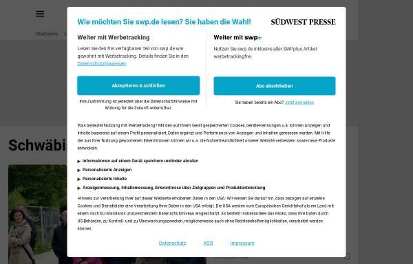 Vorschau von www.swp.de, Haller Tagblatt
