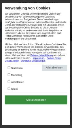 Vorschau der mobilen Webseite www.autohaus-breisgau.de, Autohaus Breisgau