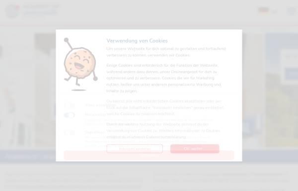 Vorschau von www.fuu-heidelberg-languages.com, F+U Academy of Languages Heidelberg