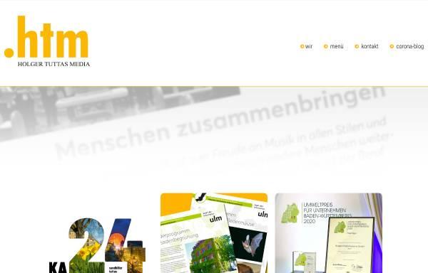 Vorschau von www.htm-karlsruhe.de, .htm - Holger Tuttas Media
