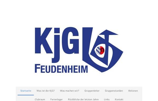 Vorschau von www.kjg-feudenheim.de, KjG Mannheim, Feudenheim