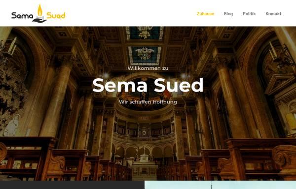 Vorschau von www.sema-sued.de, Seelsorgeeinheit Mannheim-Süd