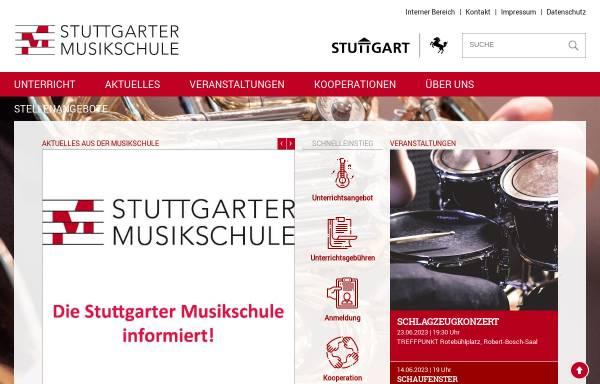 Vorschau von www.stuttgarter-musikschule.de, Jugendsinfonieorchester der Stuttgarter Musikschule