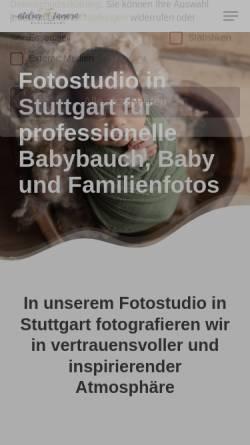 Vorschau der mobilen Webseite www.atelier-tamara.de, Atelier Tamara