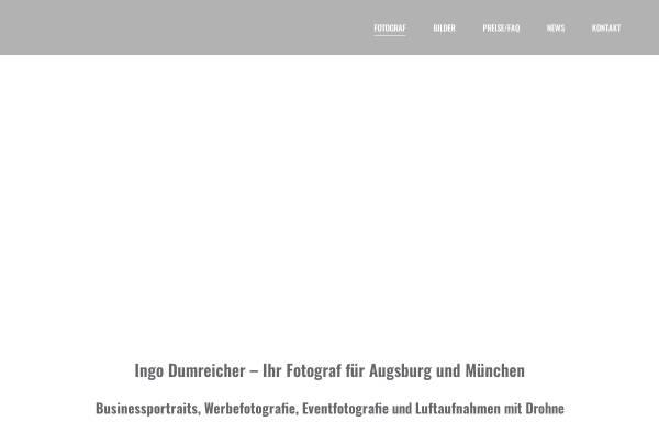 Vorschau von www.id-fotos.de, Ingo Dumreicher Fotografie