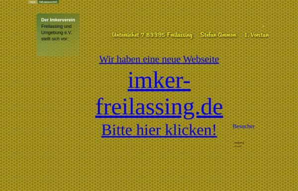 Vorschau von kbkk.de, Imkerverein Freilassing und Umgebung e.V.