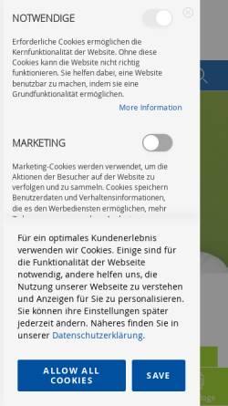 Vorschau der mobilen Webseite www.cd-lux.de, CD-LUX Adventskalender GmbH