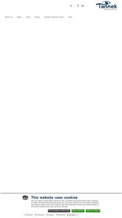 Vorschau der mobilen Webseite optik-tannek.de, Augenoptik Tannek