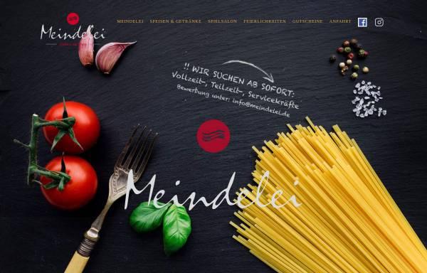 Vorschau von www.meindelei.de, Meindelei