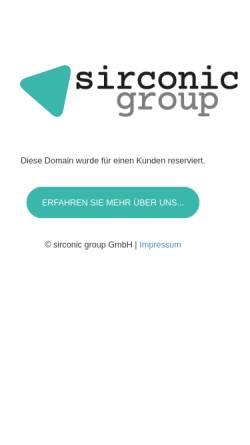 Vorschau der mobilen Webseite bj-ranch.de, BJ-Ranch