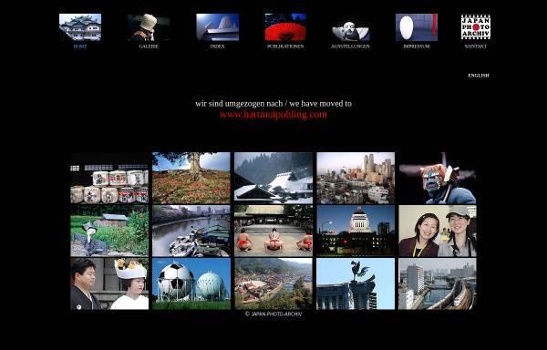 Vorschau von www.japan-photo.de, Japan-Photo-Archiv