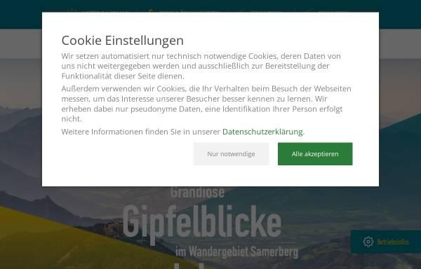 Vorschau von www.hochriesbahn.de, Die Hochriesbahn