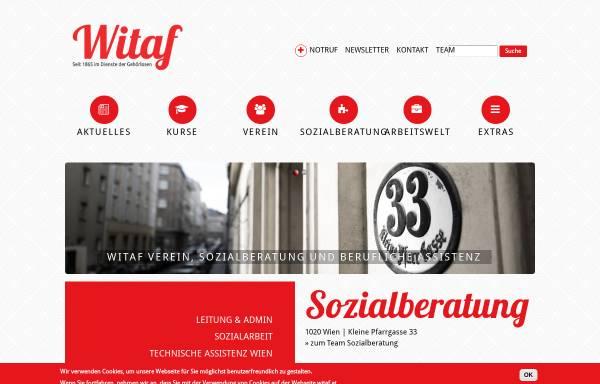 Vorschau von www.witaf.at, WITAF