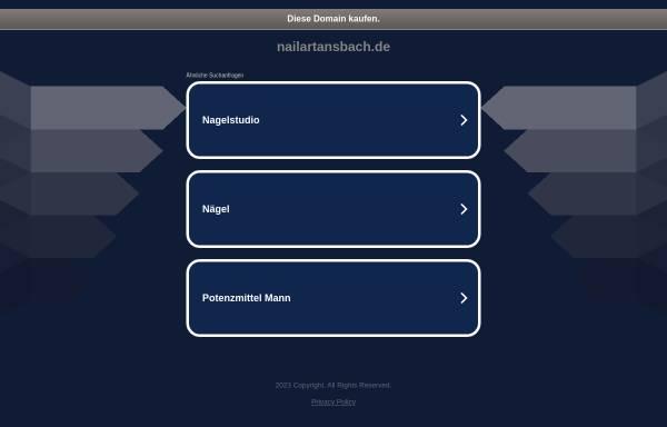 Vorschau von www.nailartansbach.de, Perfect Nails & Beauty
