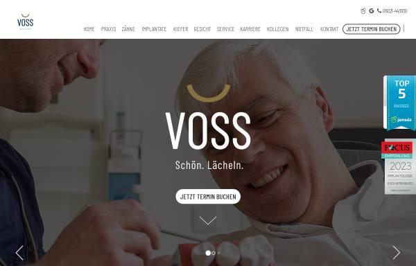 Vorschau von www.zahnarzt-aschaffenburg.net, Gemeinschaftspraxis Zahnarzt Dr. Wolfgang Gutwerk Zahnärztin Dr. Mechthild Franz und Kollegen