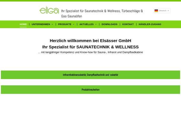 Vorschau von www.eliga.com, Elsässer GmbH