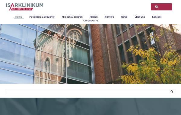 Vorschau von isarklinikum.de, Isar Klinikum