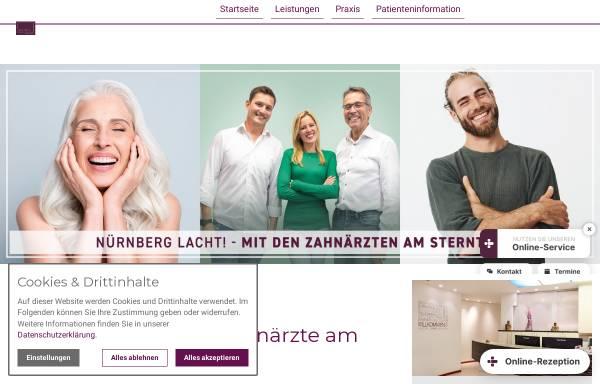 Vorschau von www.zahnaerzte-am-sterntor.de, Die Zahnärzte am Sterntor