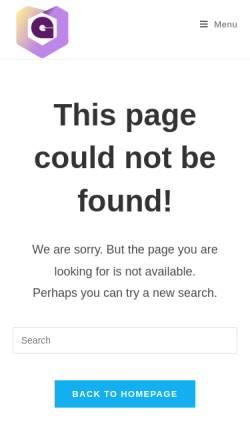 Vorschau der mobilen Webseite www.sigrun-guerschner.de, Sigrun Gürschner