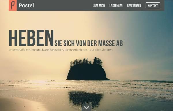 Vorschau von www.pastelwebdesign.de, Pastel Webdesign, Paul Astelean