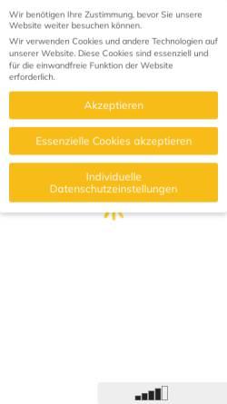 Vorschau der mobilen Webseite www.dlh-online.de, Deutsche Lohnsteuerhilfe e.V.