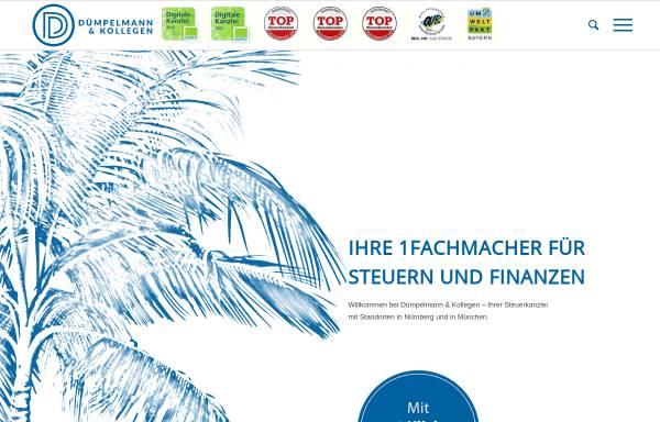 Vorschau von www.duempelmann-kollegen.de, Dümpelmann & Kollegen GmbH