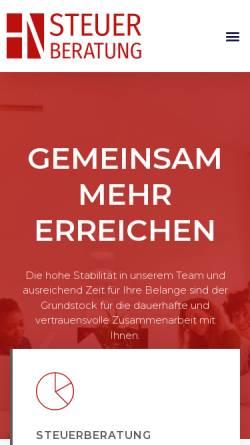 Vorschau der mobilen Webseite www.petrasaar.de, Dipl.-Kffr. Petra Saar