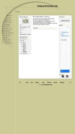 Vorschau der mobilen Webseite tierheim.heinrich-media.com, Tierschutzverein Straubing u.U. e.V.