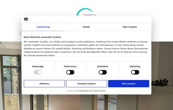 Vorschau von www.my-yogalounge.de, Yogalounge