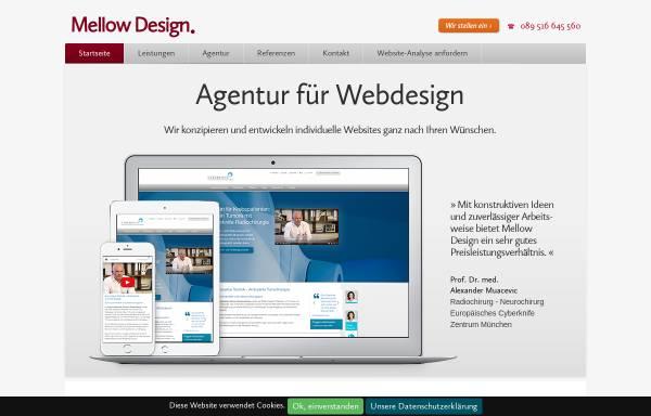 Vorschau von www.mellowdesign.de, Mellow Design