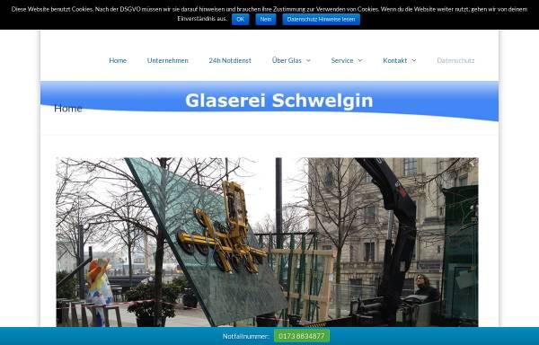 Vorschau von www.glaserei-schwelgin.de, Glaserei Schwelgin
