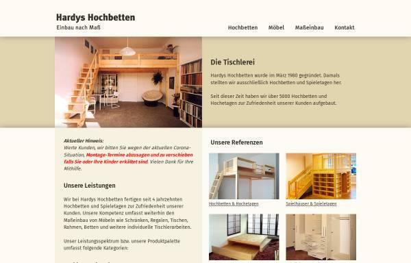 Hardys Hochbetten hardy s hochbetten gmbh möbel und inneneinrichtung wirtschaft