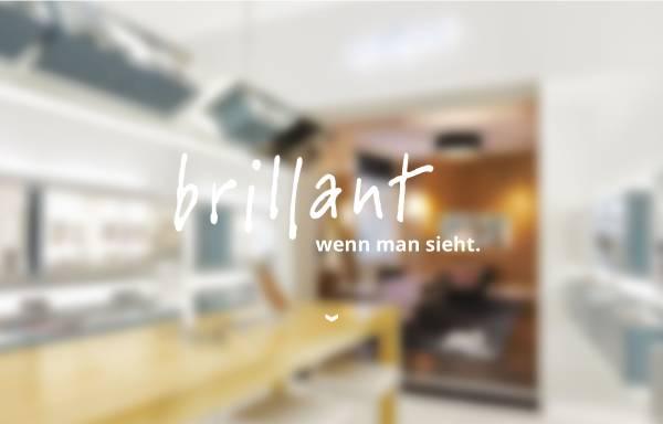 Vorschau von www.brillant.berlin, Brillant-Augenoptik