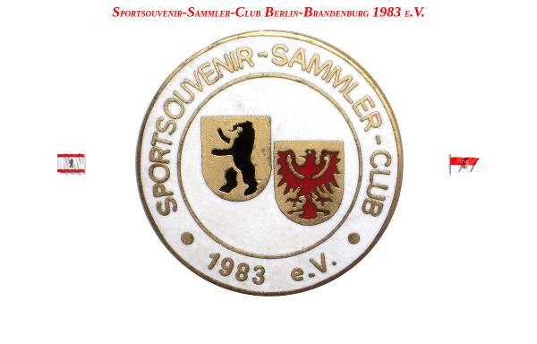 Vorschau von www.sscbb.de, Sportsouvenir-Sammler-Club Berlin-Brandenburg 1983 e.V.