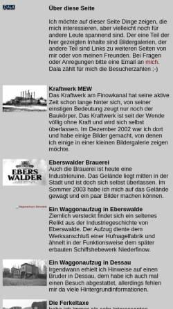 Vorschau der mobilen Webseite www.christoph-laska.de, Christoph Laska
