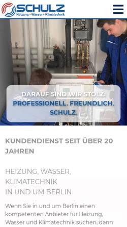 Heino Schulz Gmbh Heizung Wasser Klimatechnik Rohrreinigung