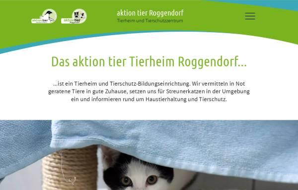 Vorschau von tierheim-roggendorf.de, Tierheim Roggendorf