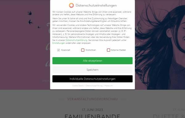 Vorschau von www.kammeroper-schloss-rheinsberg.de, Kammeroper Schloss Rheinsberg - Musikkultur Rheinsberg gGmbH