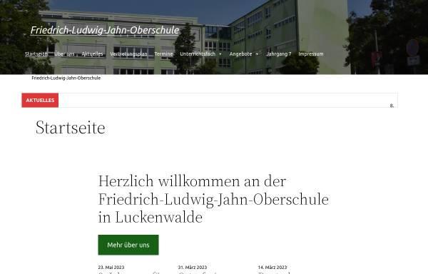 Vorschau von osluk.de, Friedrich-Ludwig-Jahn-Oberschule