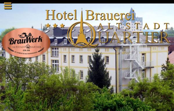 Vorschau von altstadtquartier-schwedt.de, Hotel Altstadtquartier - Steinke und Mieczkowski GbR