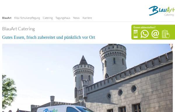 Vorschau von www.blauart.de, BlauArt Tagungshaus