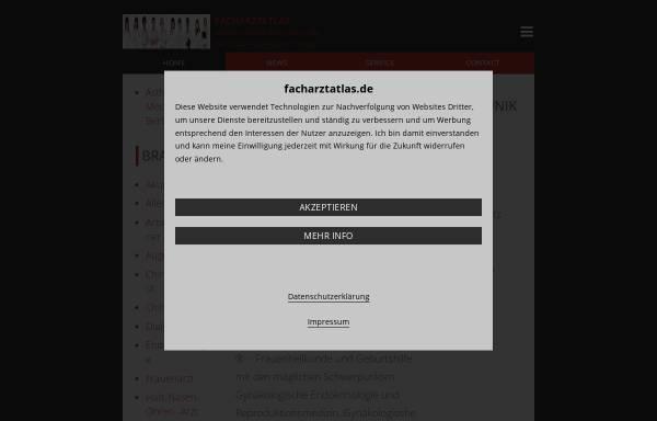 Vorschau von www.facharztatlas.de, Facharztatlas