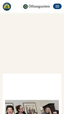 Vorschau der mobilen Webseite arnauld.de, von Arnauld de la Perrière, Dr. Philipp