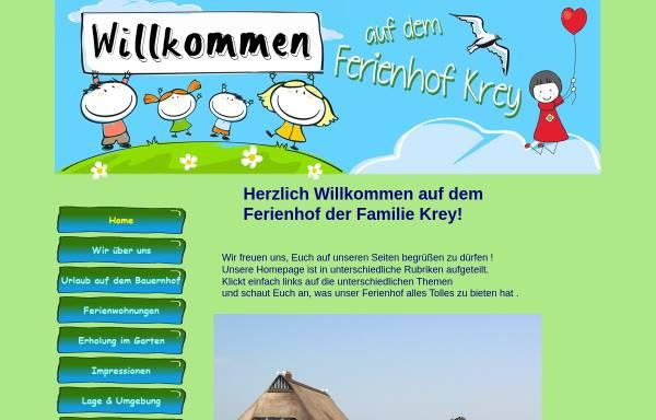 Vorschau von www.ferien-am-elbdeich.de, Familie Krey